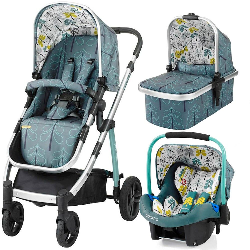 Cosatto Wow Travel System Fjord Baby Boy Stuff