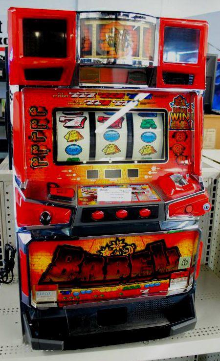 babel slot machine for sale