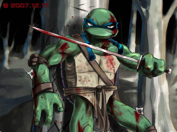 Scarlet Leo By E 1213 Deviantart Com On Deviantart Tmnt Ninja