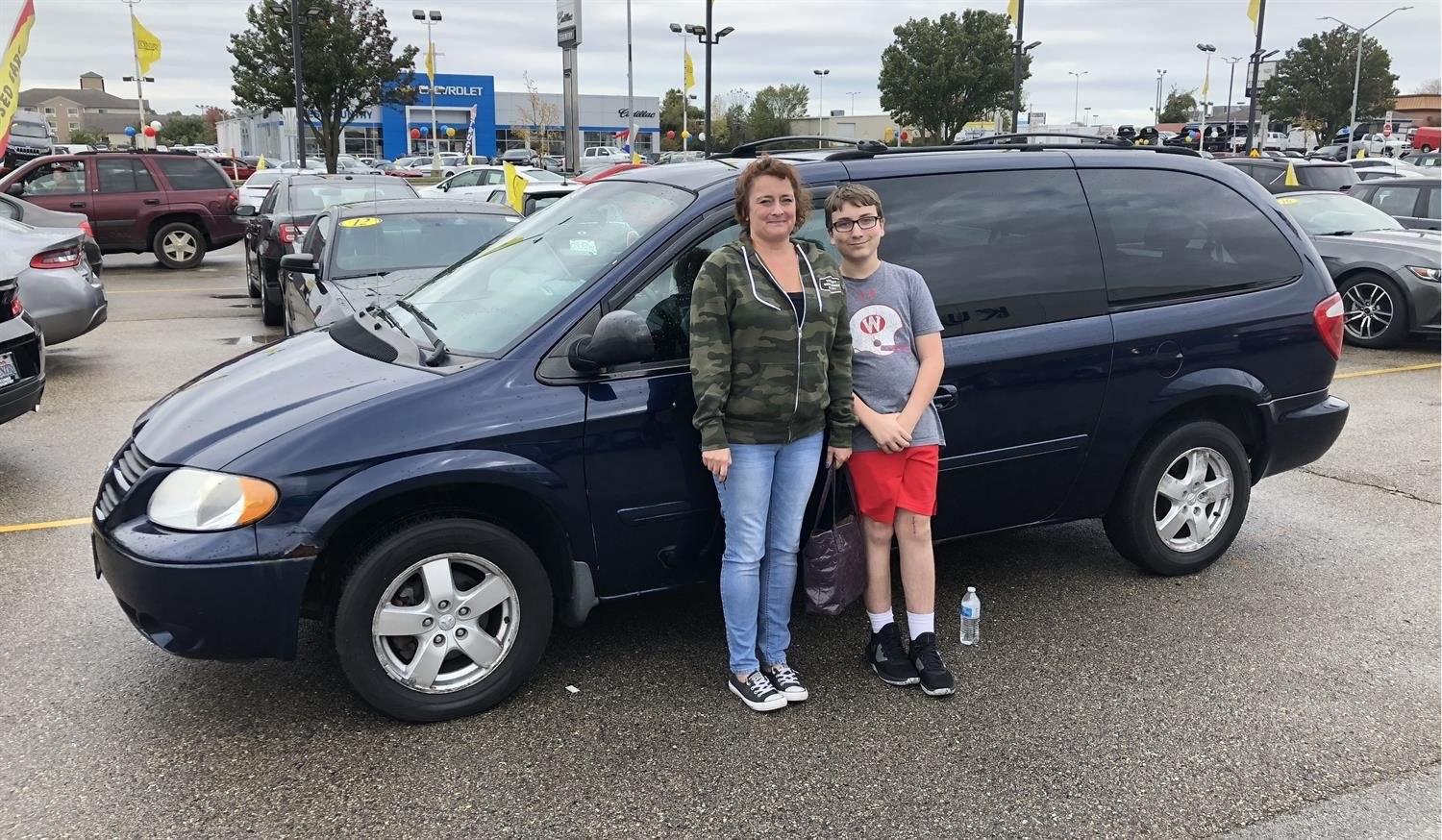 Melanie S New 2006 Dodge Grand Caravan Congratulations And Best