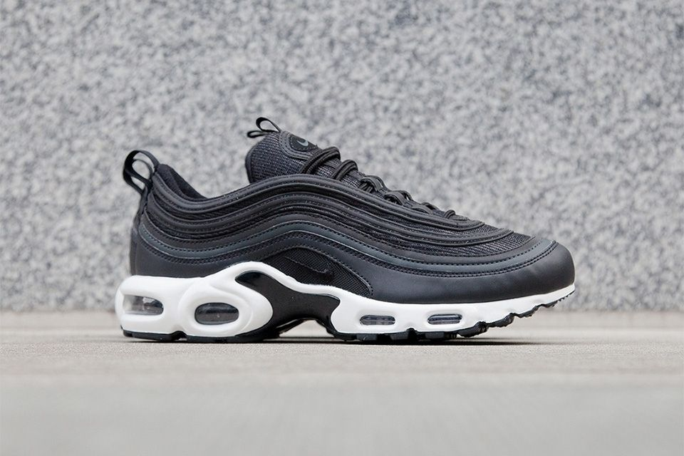 7b59412d95 NikeLab Combines Air Max 97 With the Plus TN Silhouette | Nikes ...
