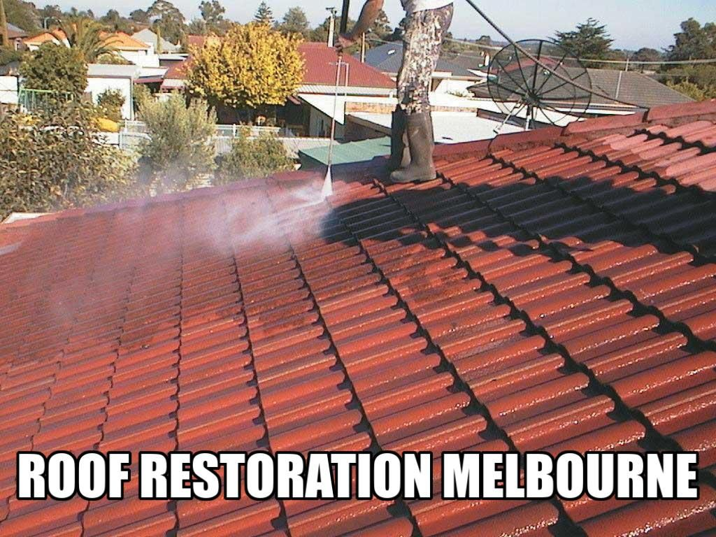 Roof Restoration Melbourne Roof Makeover Specialist In 2020 Roof Restoration Restoration Restoration Services