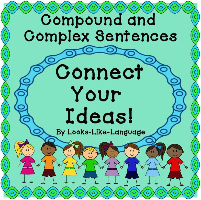 how to teach compound sentences in a fun way