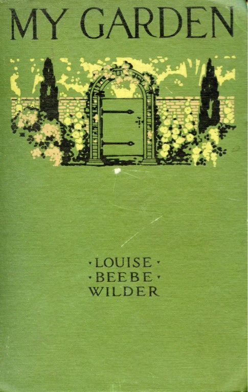 Vintage Garden Book My Garden Prints Boeken