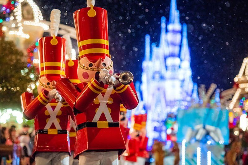 Disneyland Christmas Parade Broadcast Time 2021 Disney World Christmas 2021 Ultimate Guide Disney Tourist Blog Disney World Christmas Disney Tourist Blog Disney World