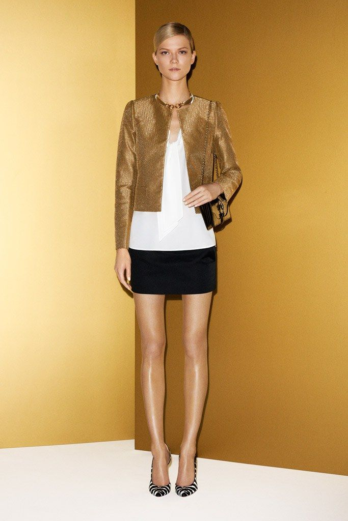 Gucci Resort 2012 Collection Photos - Vogue