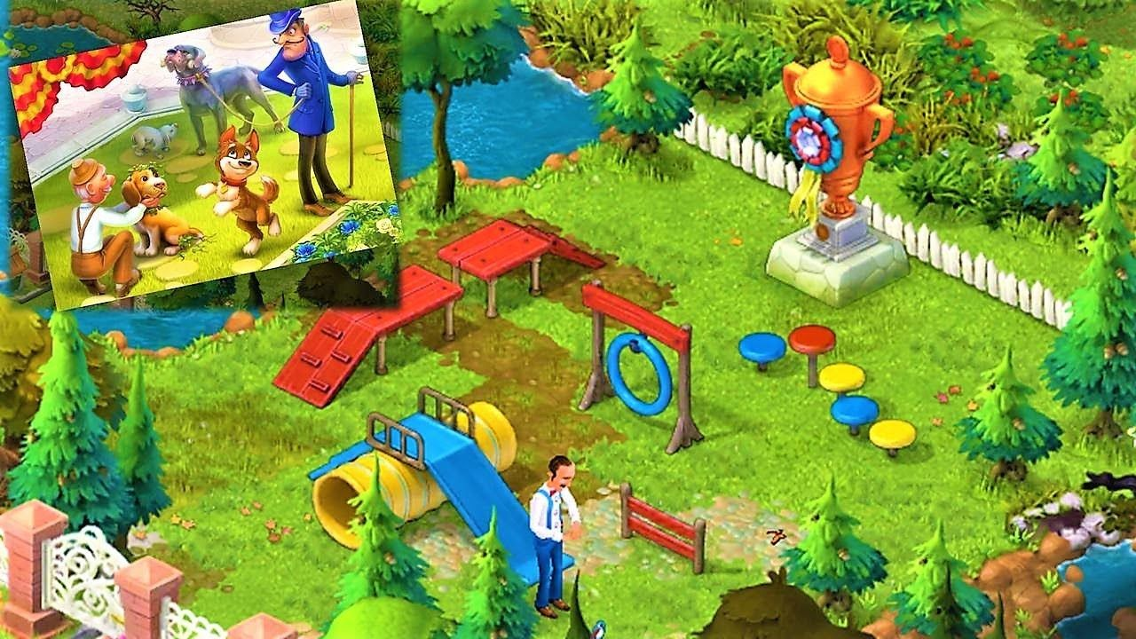 Wonderful Gardenscapes Decorate 7th Area #5