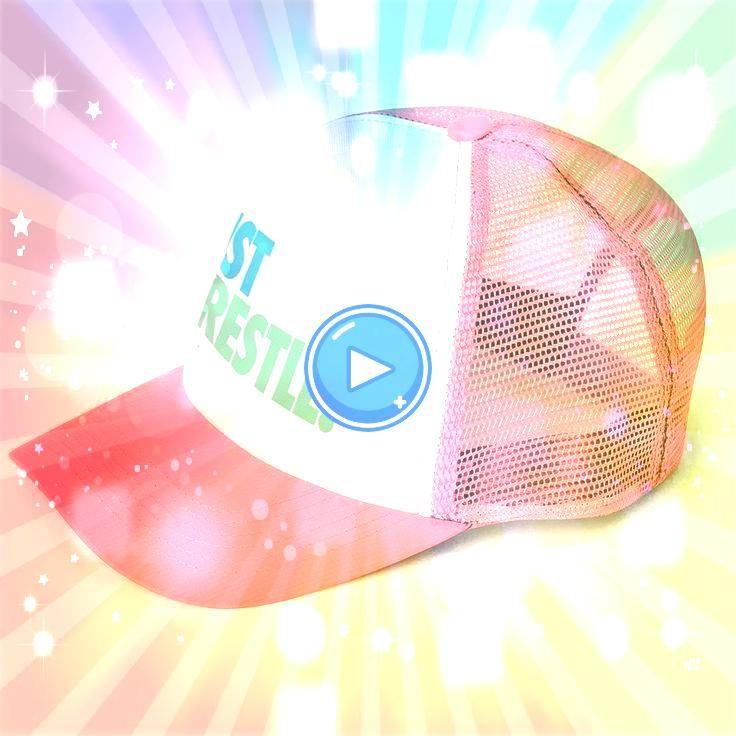 Trucker Mütze  Just Wrestle  Kappen Für WrestlingTeam  Neon Pink  Wrestling Trucker Mütze  Just Wrestle  Kappen Für WrestlingTeam  Neon Pink   Wow Lov...