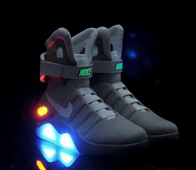 Back To The Future Shoes | Nike air mag