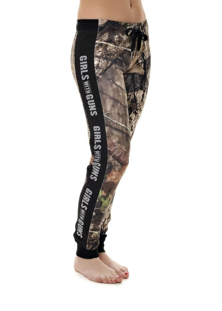 Plus Size Expedition Camo Jogger Pants  Mossy Oak Country Informations About Athletic  Girls With Guns Pin You can easily use my profile to examine different pin types At...