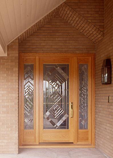Nice main entrance decoration – Photo Deco