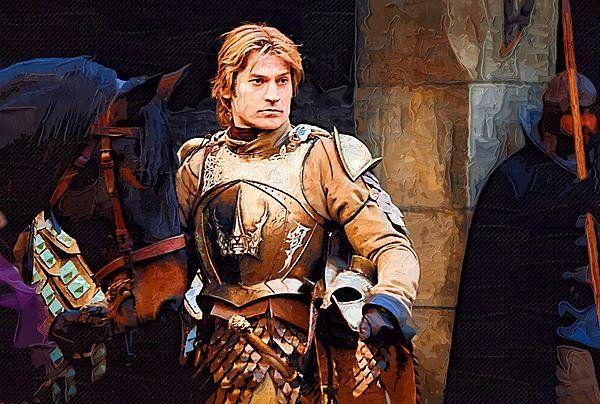 "BLANK 1//6 SCALA GAME OF THRONES Jaime Lannister TESTA SCOLPIRE NON VERNICIATA Fit 12/"""