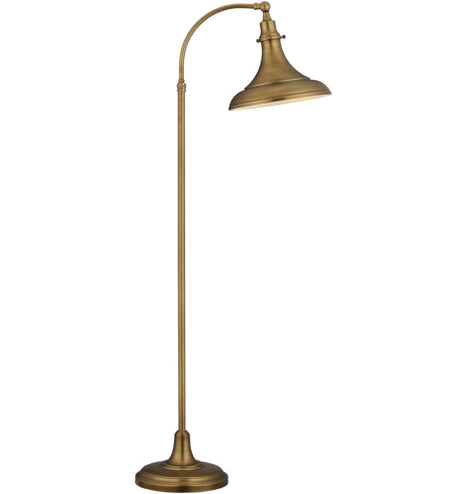 Merchant Floor Lamp   Rejuvenation