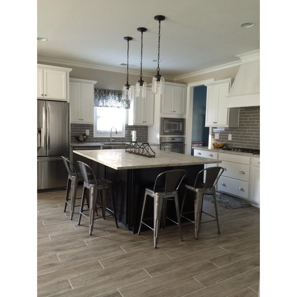 Emser Woodwork Hillsboro 6 In X 39 In Porcelain Floor