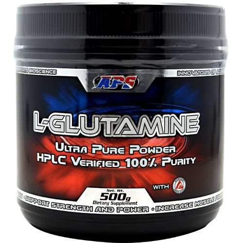 APS Nutrition L-Glutamine - 500 grams #SkinCare #AntiAging #Sports #Supplements #Fitness #BodyFitnes...