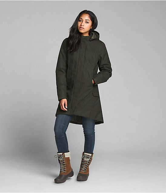 71a4fe8d6 WOMEN'S TEMESCAL TRENCH | wish list | Winter coats women ...