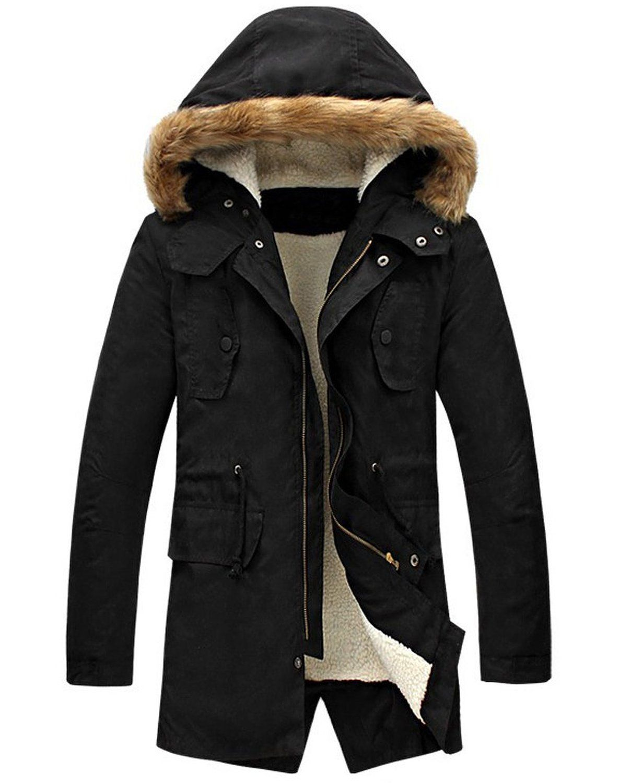 SALE PRICE $49 Reg. Price $159 50% OFF Men's Fleece Lined Winter ...