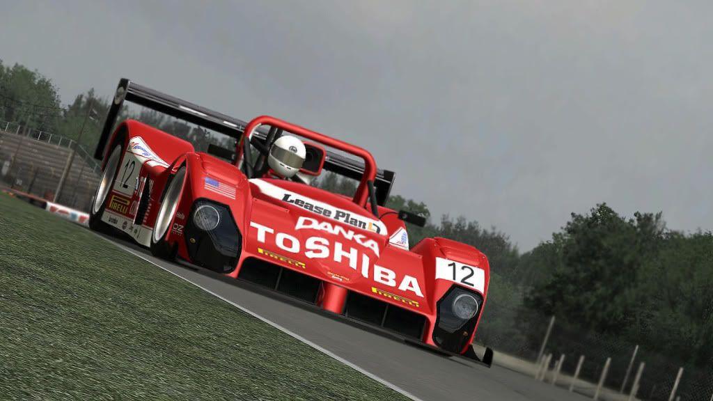 Ferrari 333sp Risi Competição