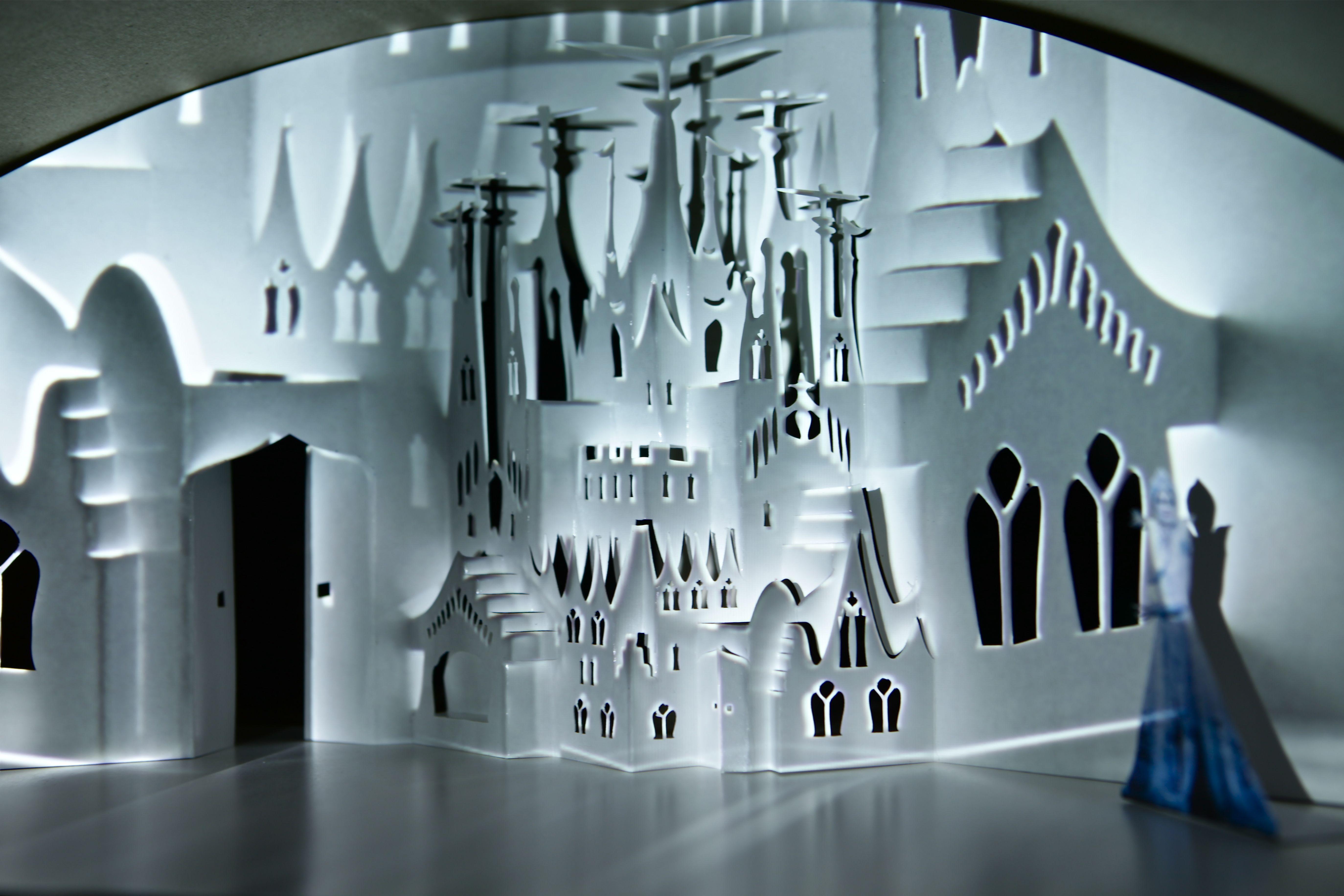 Castle Interior Design Set theatre set design box  google search | model boxes | pinterest