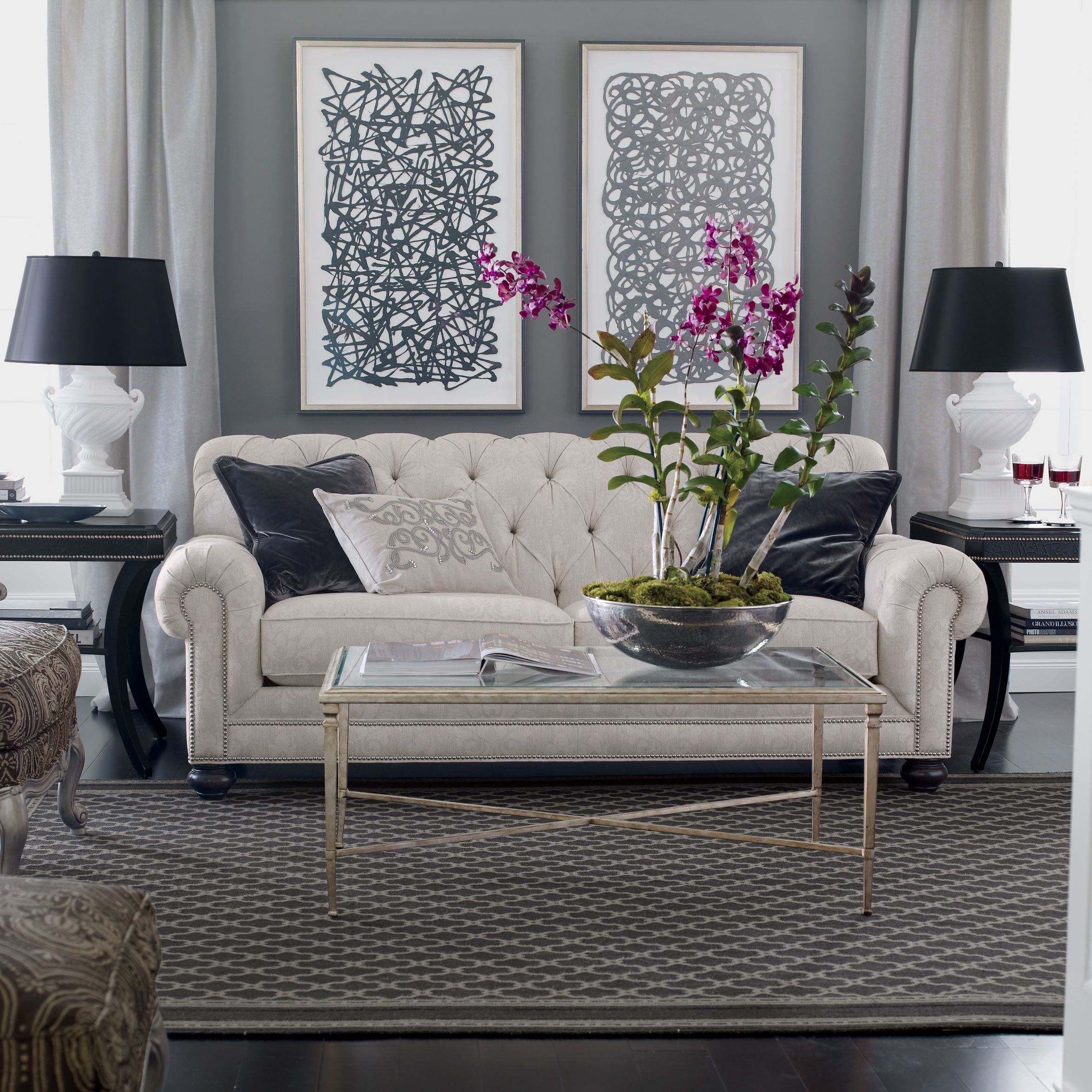 Chadwick Sofa Ethan Allen Reviews Fabric Suppliers Uk Home Decor Photos Gallery For The Living Room Rh Pinterest Com