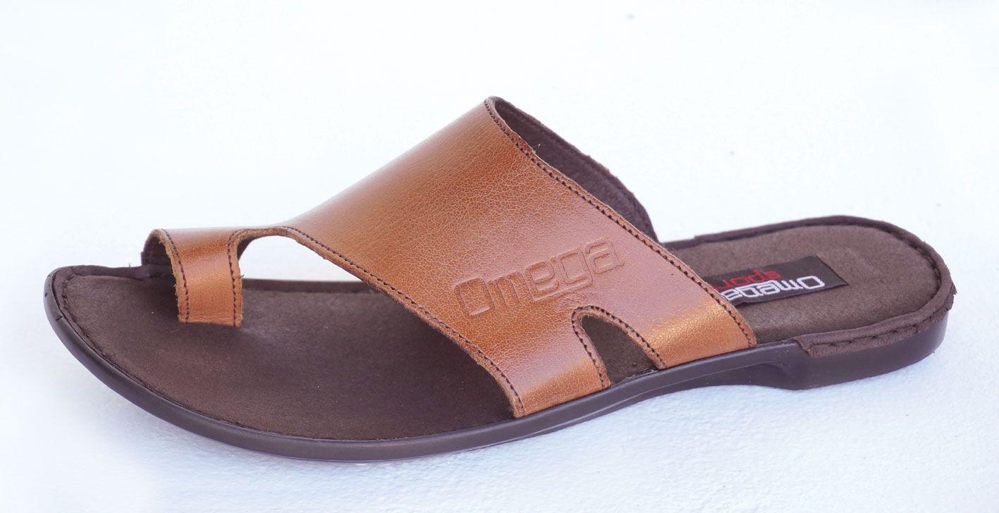 00225bdf5c Online Shopping · Omega Sport (Buffalo-Tera) Genuine Leather Men's slip on  sandal. R 439