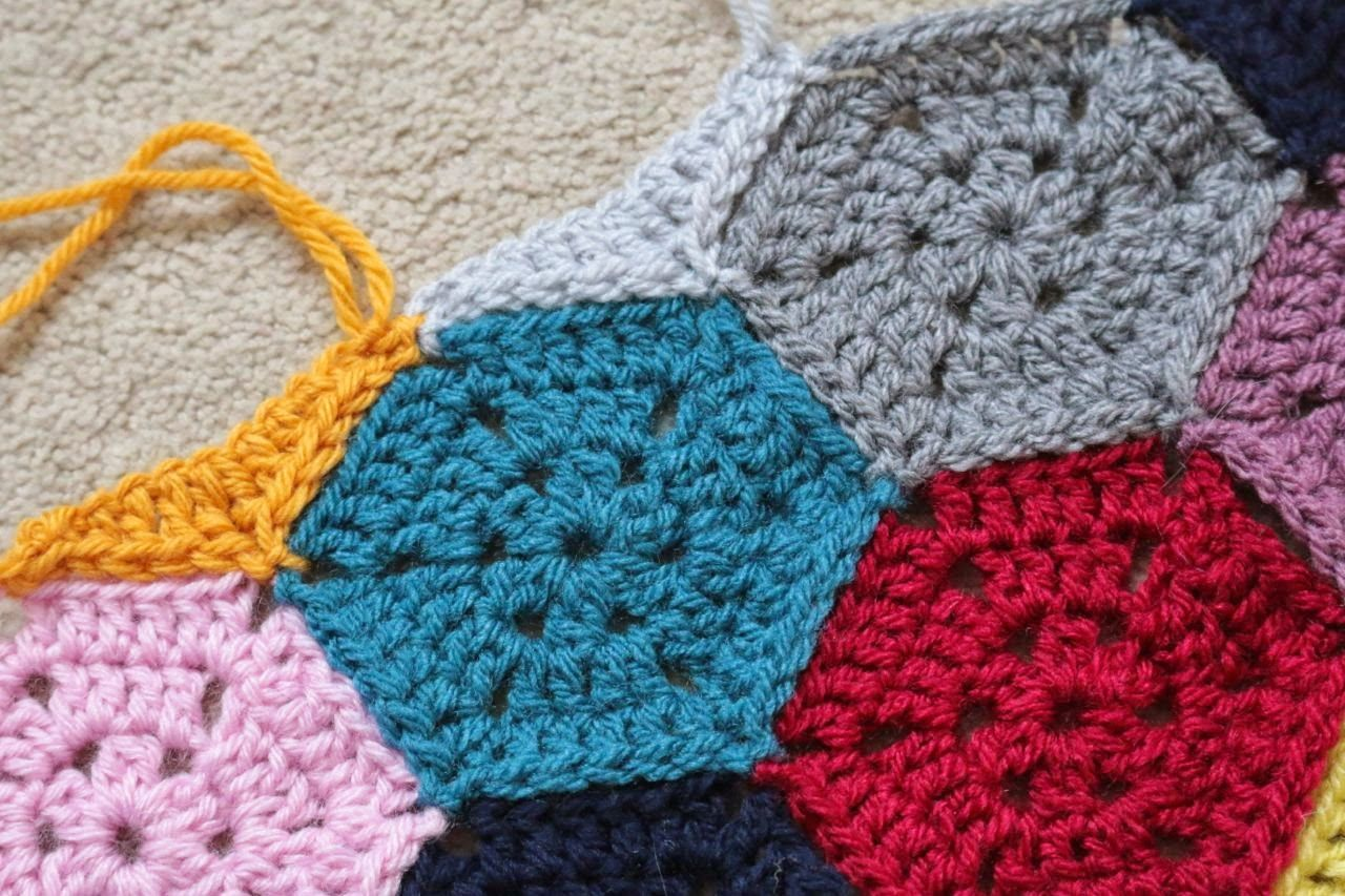 Cherry Heart: Blog: Weekender Blanket is done