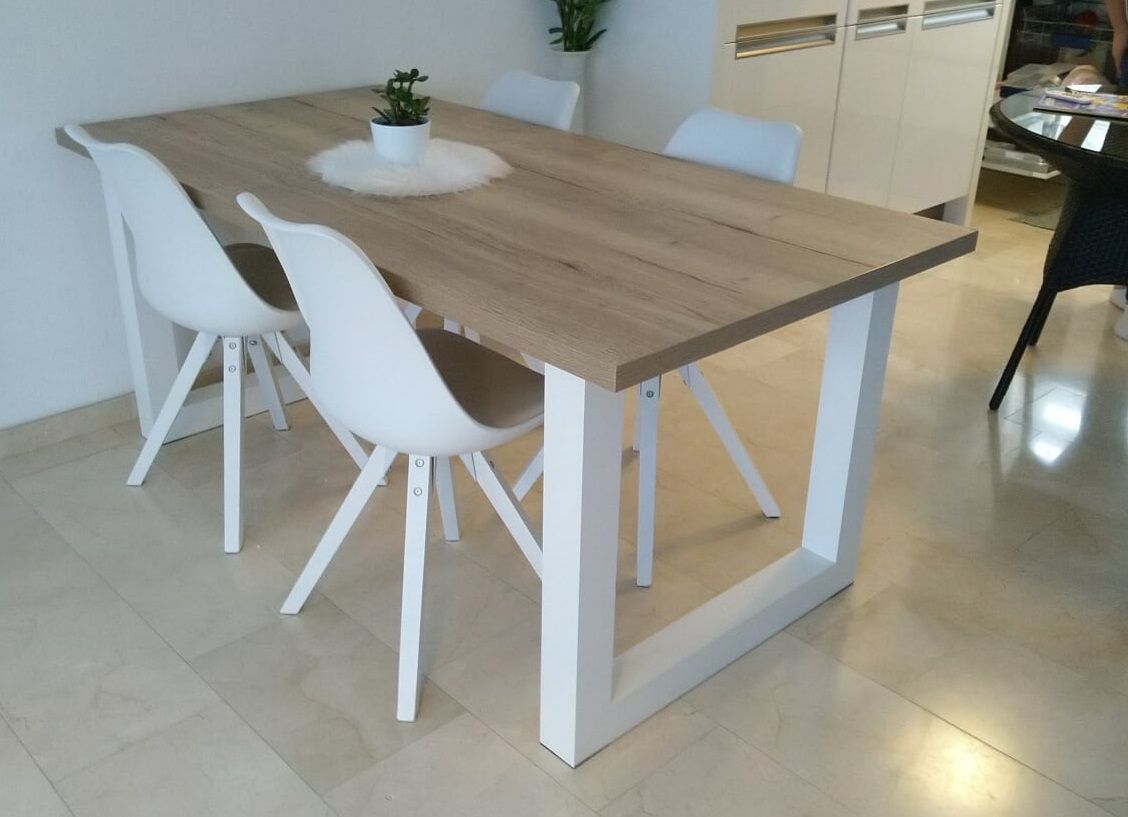 Halifax White Mahogany Dining Table Dining Table Sizes Mahogany Dining Table Solid Wood Dining Table