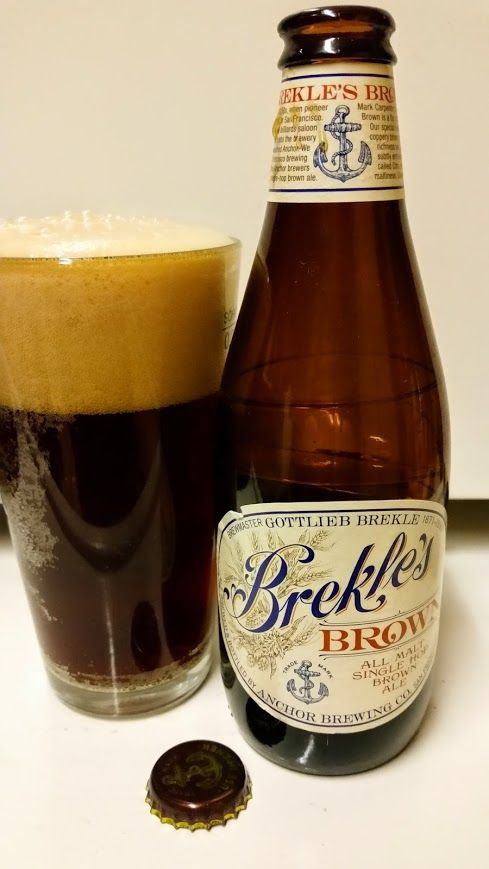 Anchor Brekle's Brown
