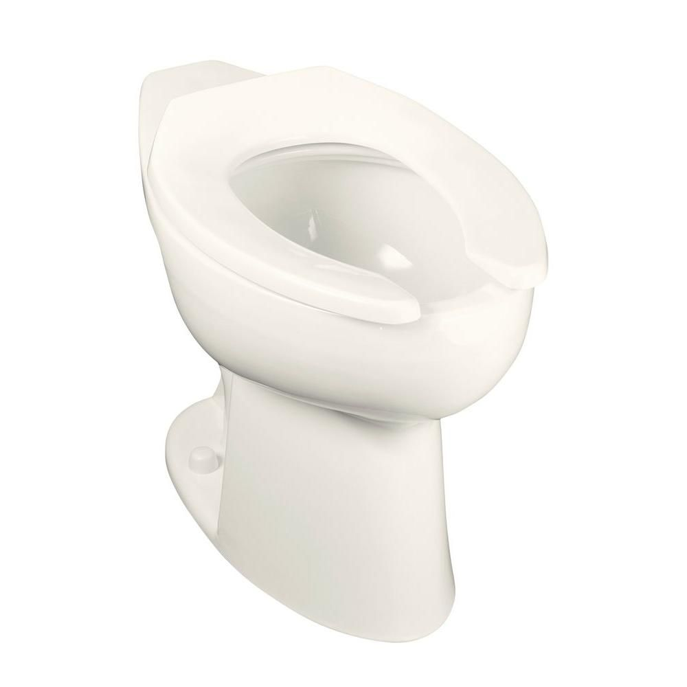 Cool Highcliff Elongated Toilet Bowl Only In White Products Beatyapartments Chair Design Images Beatyapartmentscom