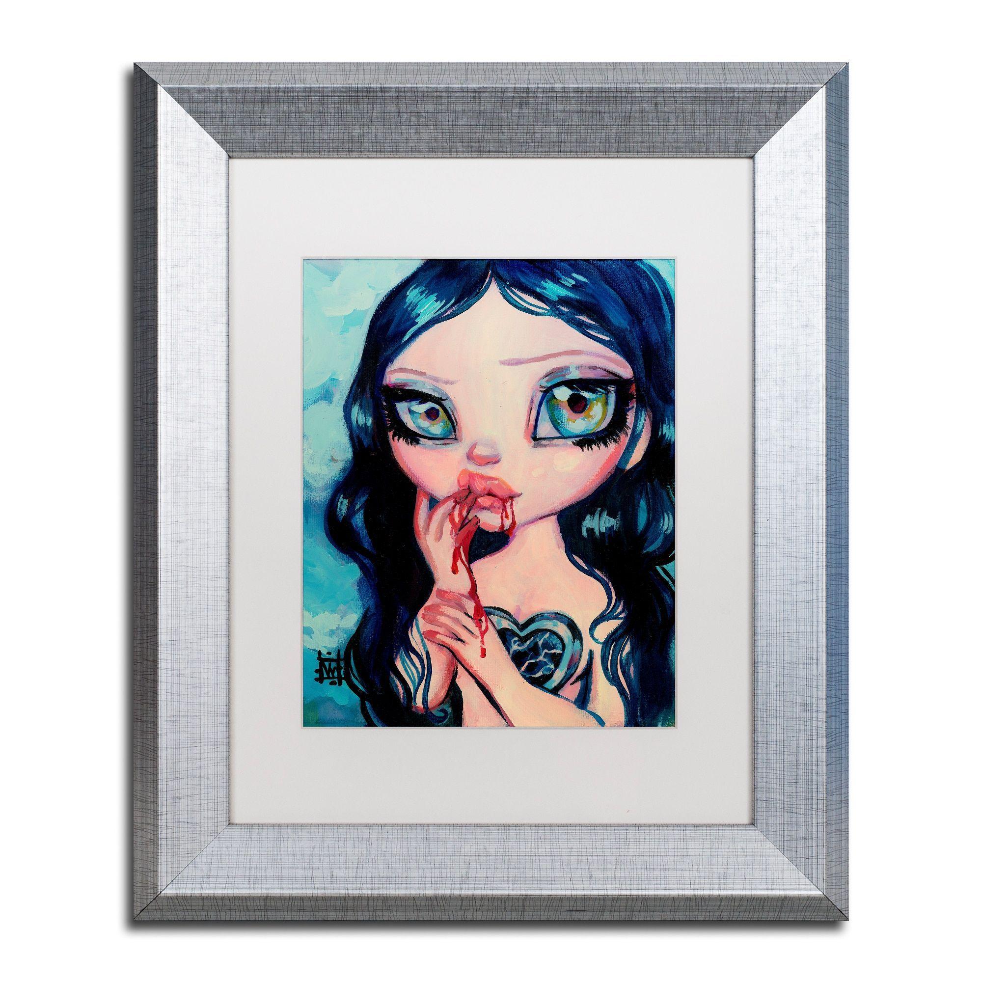 Natasha wescoat ujust a tasteu matted framed art products
