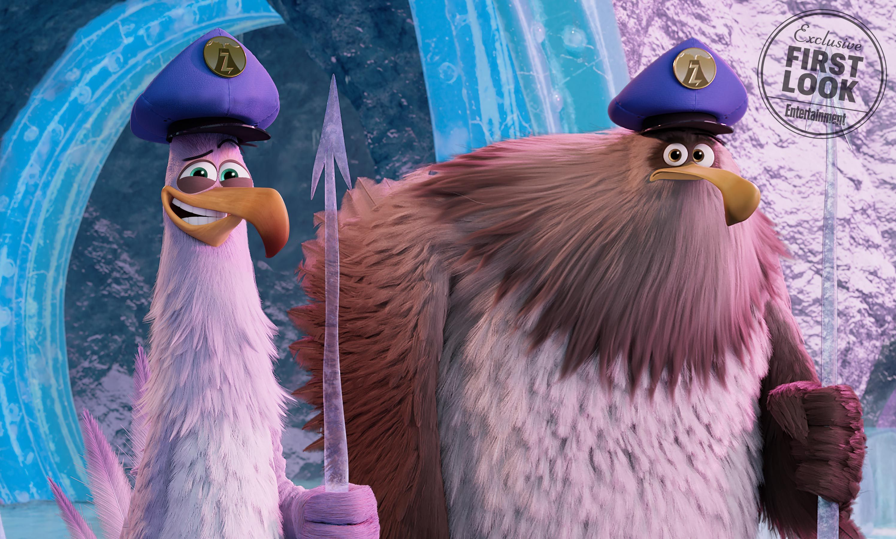 Exclusive: 'The Angry Birds Movie 2' trailer unites pigs and birds against  a new enemy | Angry birds movie, Angry birds, Angry birds 2 movie