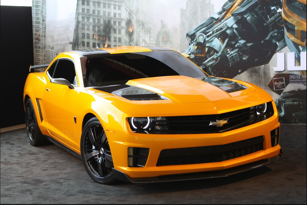 Jonathan And I Need This Car To Save Earth Bumblebee Camaro
