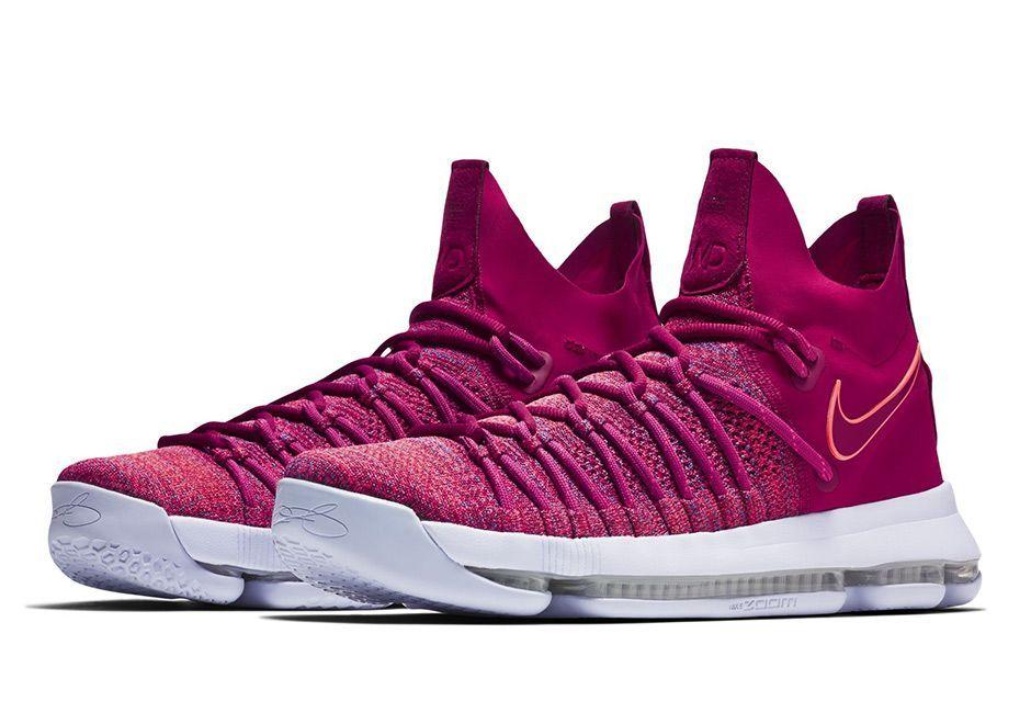 Nike KD 9 Elite Racer Pink Release Date |