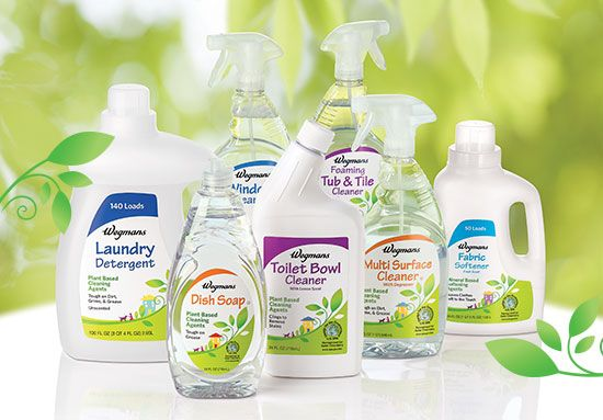 Plant Powered Products - Natural Cleaning - Safe Cleaning Products