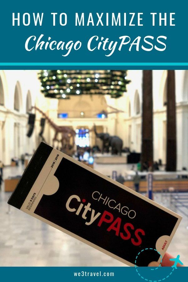 How to maximize a Chicago CityPASS when visiting Chicago on a budget. Make the most of your time and your money while getting to visit the Skydeck Chicago, Field Museum, Shedd Aquarium, Adler Planetarium or Art Institute of Chicago, and 360 Skydeck or Museum of Science and Industry. #chicago #citypass #chicagocitypass #sponsored via @we3travel