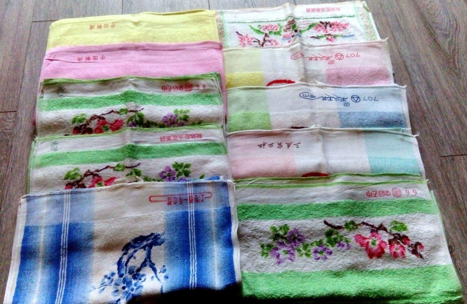 chinesische handtücher ddr