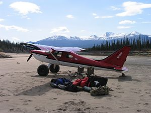 Alaska Backcountry In A Glassair Sportsman. This Has To Be My Favorite Light  Sport Aircraft.
