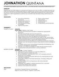 Google Templates Resume Template Cv Sample  Recherche Google  Sample Resume Templates .
