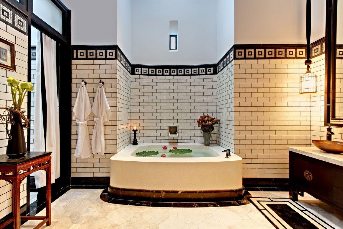 Interior Designer Bathroom Entrancing Astonishing Luxurious Chinese Style Bathroom Interior Design With Inspiration Design