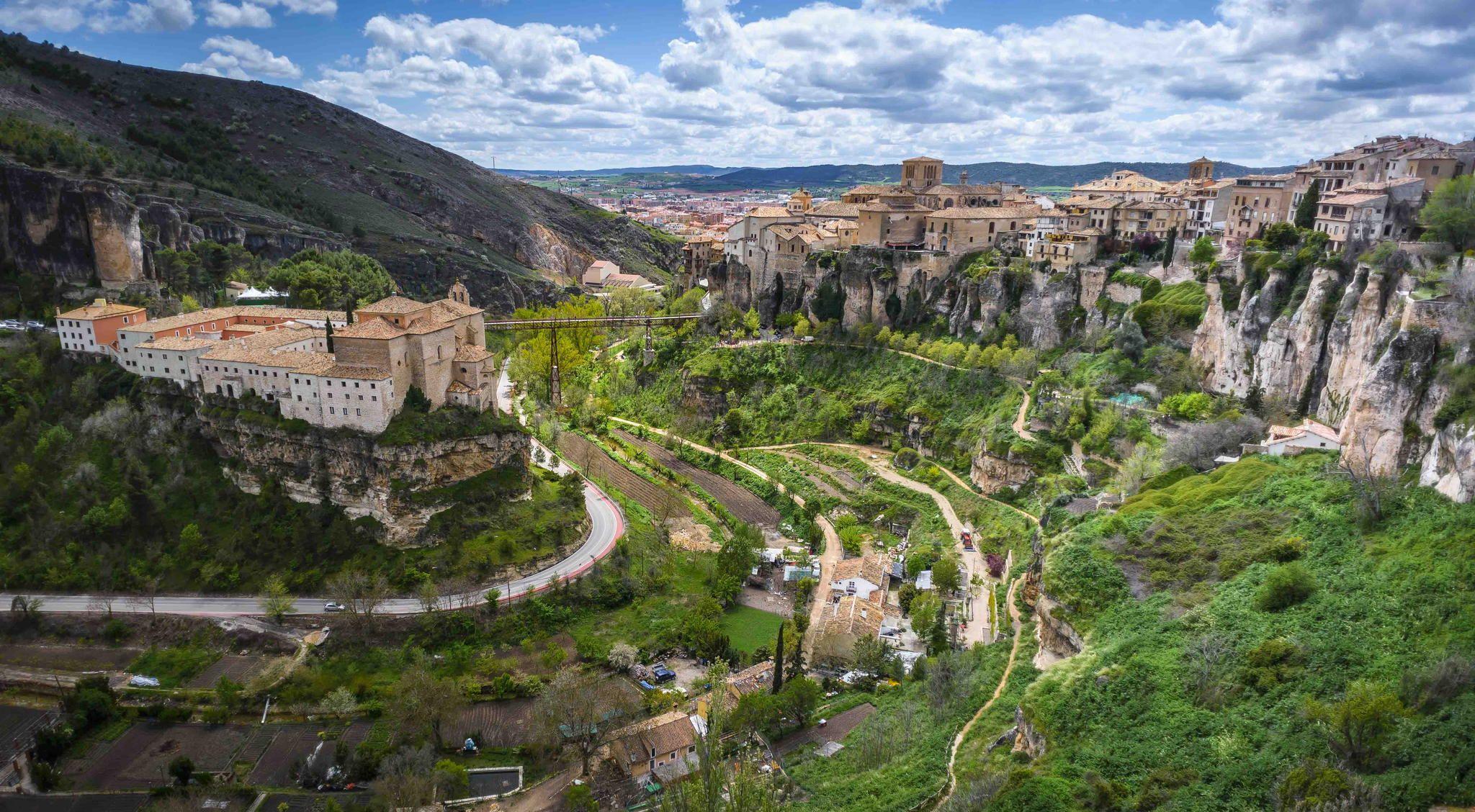 Cuenca, Castilla-La Mancha, Spain.