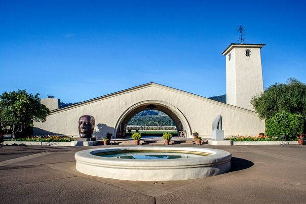 Here is your excuse to finally visit this Iconic Cliff May-designed winery! July 16 Robert Mondavi Winery will celebrate their 50th anniversary! Details at this link.   |  robertmondaviwinery.com/50