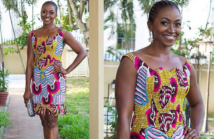 Kate Henshaw shares throwback photo of how she looked like before fame. Wow! ( Pics)