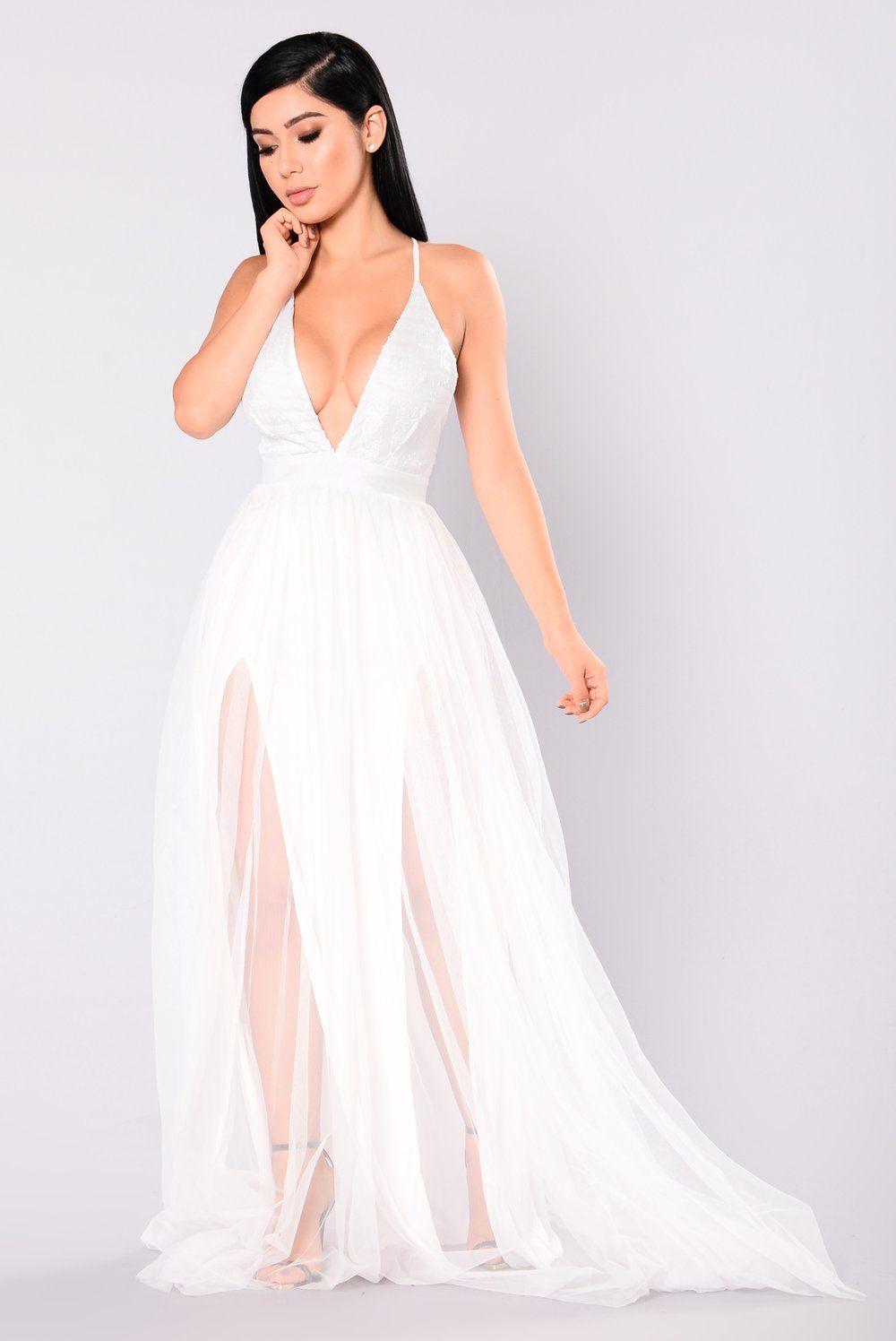 Majestic Sequin Dress White Dresses Fashion Nova Dress White Dress [ 1496 x 1000 Pixel ]