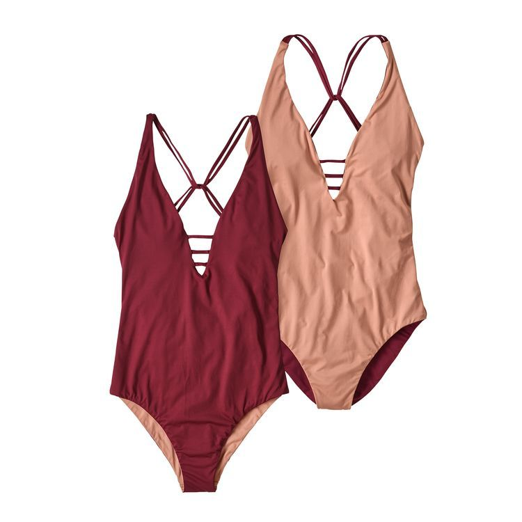 3563f4bfb9c0 Women's Reversible Extended Break One-Piece Swimsuit in 2019 | If I ...