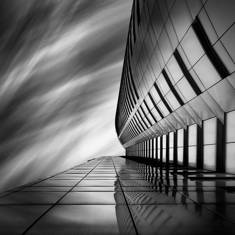 Modern Architecture Vienna architecture-vienna-long-exposure-photography-square | design