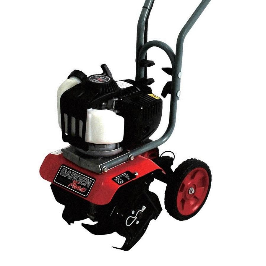 Gardentrax 38 Cc 4 Cycle 12 In Forward Rotating Gas Cultivator