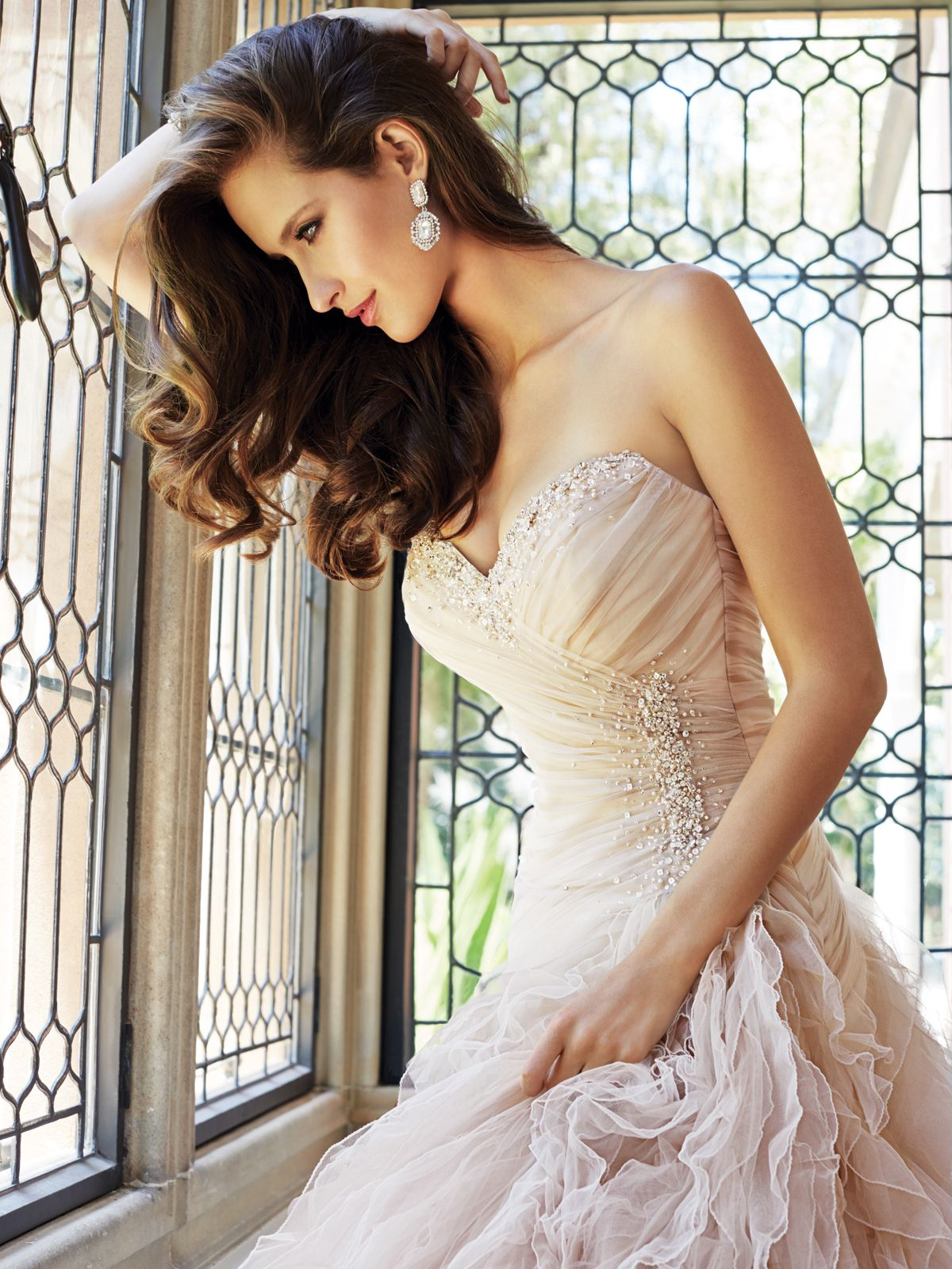 Sophia Tolli Wedding Dresses 2018 for Mon Cheri | Wedding dresses ...