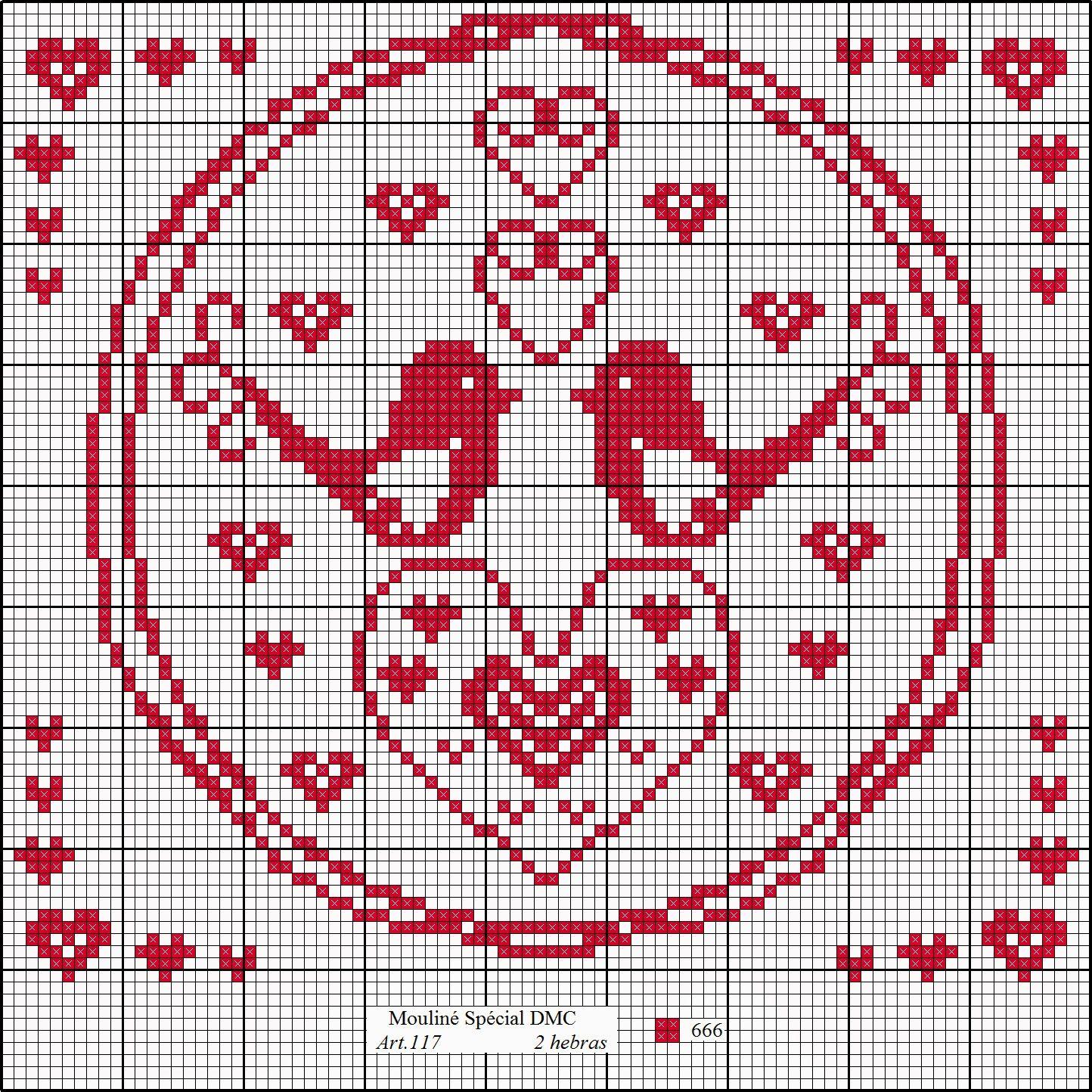 El blog de Dmc: Diagramas de San Valentín