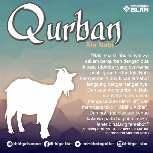 Qurban Kutipan Agama Islam Agama