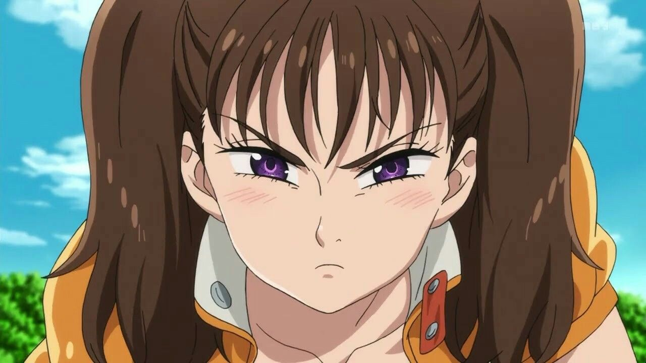 Seven Deadly Sins Diane Seven Deadly Sins Anime 7 Deadly Sins